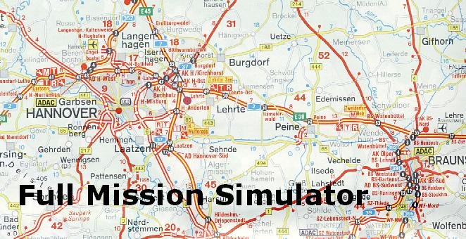 Full Mission Simulator